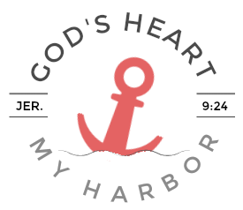 Anchored in God's Heart